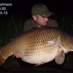 Rob Johnson 58.00