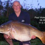 Paul Vickerstaff 58.08